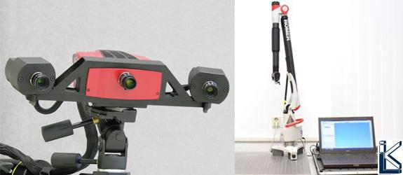 Optische und taktile Koordinaten- und Geometriemesstechnik