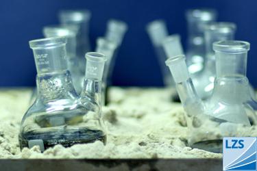 Akkreditierte Verfahren » nasschemische Faservolumengehaltsbestimmung