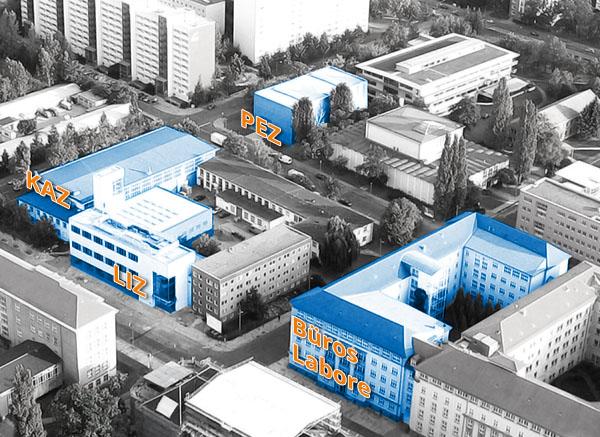 Leichtbau-Campus Dresden
