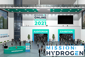 Hydrogen Online Workshop 2021