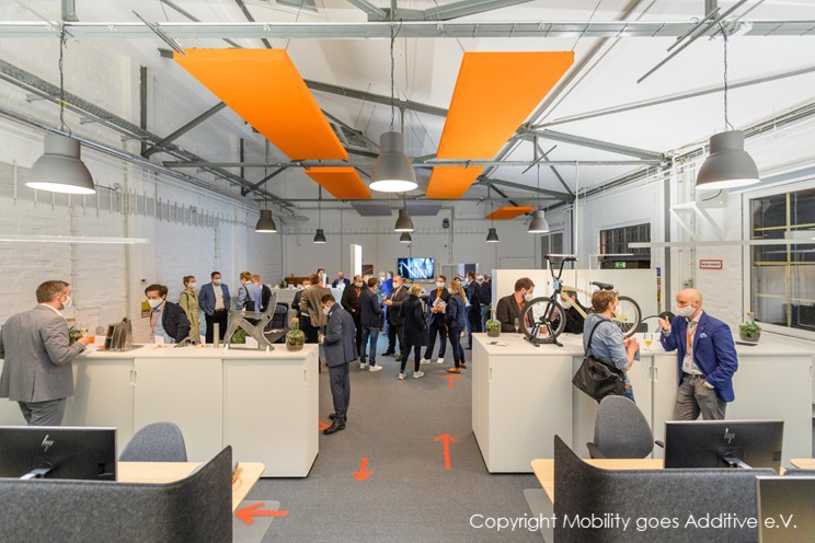 Mobility goes Additive - Netzwerktreffen Additive Fertigung