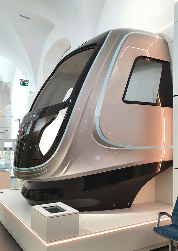 Railway Head Cabin Lightweight Design