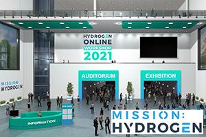 Hydrogen Online Workshop 2021