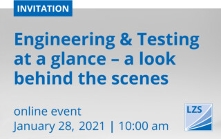 Engineering & Testing at a glance