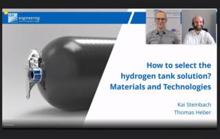 LZS at Hydrogen Online Workshop 2021